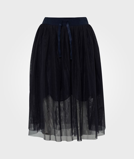 Stella McCartney Kids Amalie Tutu Skirt Night Black