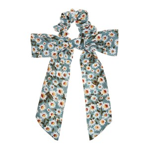 Image of Mimi & Lula Floral Bow Scrunchie one size (1736549)