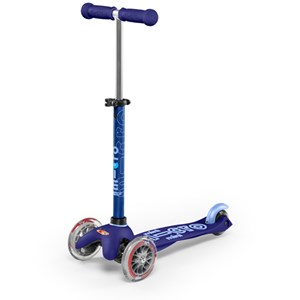 Image of Micro Mini Deluxe Scooter Blå 24 months - 5 years (1861211)
