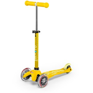 Image of Micro Mini Deluxe Scooter Gul 24 months - 5 years (1861210)