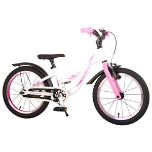 """Image of Volare Glamour Bicycle Pearl Pink 16"""""""" 4 - 6 years (1881530)"""