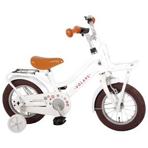 """Image of Volare Liberty Bicycle White 12"""""""" 3 - 5 years (1881526)"""