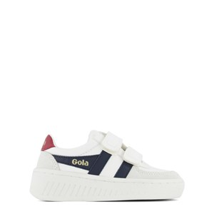 Image of Gola Kids Grandslam Classic Sneakere Hvide 26 (UK 8) (1807589)