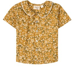 Flöss Ava Bloomy Blouse Yellow
