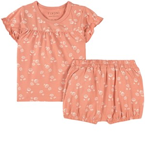 Fixoni Ocean Outfit Peach Bloom 74 cm (6-9 mdr)