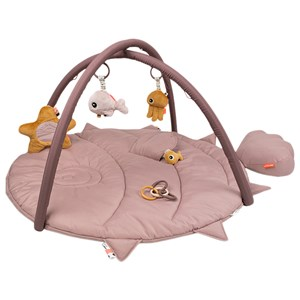 Image of Done by Deer Activity Play mat Sea friends Powder one size (1869992)