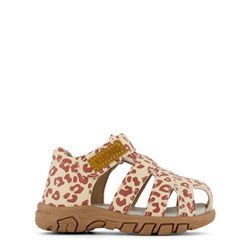 Kuling Dili Sandals Cookie Leopard