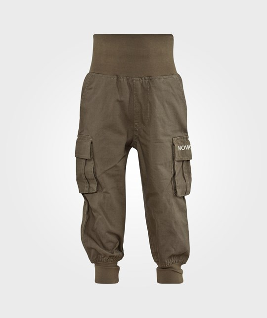 Nova Star Safari Trousers Willow BROWN