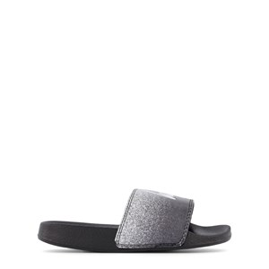 Image of Hype Black Speckle Fade Sliders 28 (UK 10) (1780927)