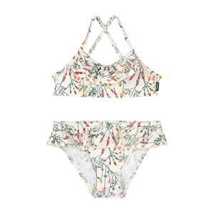 Image of Lindberg Allie Bikini Off White / Green 134/140 cm (1762274)