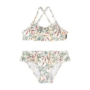 Image of Lindberg Allie Bikini Off White / Green 110/116 cm (1762272)