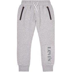 Levi's Kids Logo Sweatpants Gray Melange