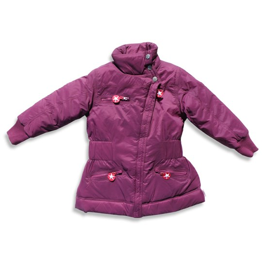 Kik Kid Winterjacket Purple Purple