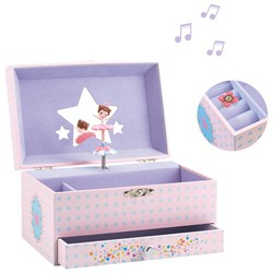 Djeco The Ballerina's Tune Music Box