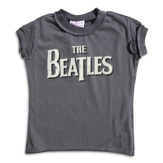 Amplified Kids Beatles Dark Grey Grey