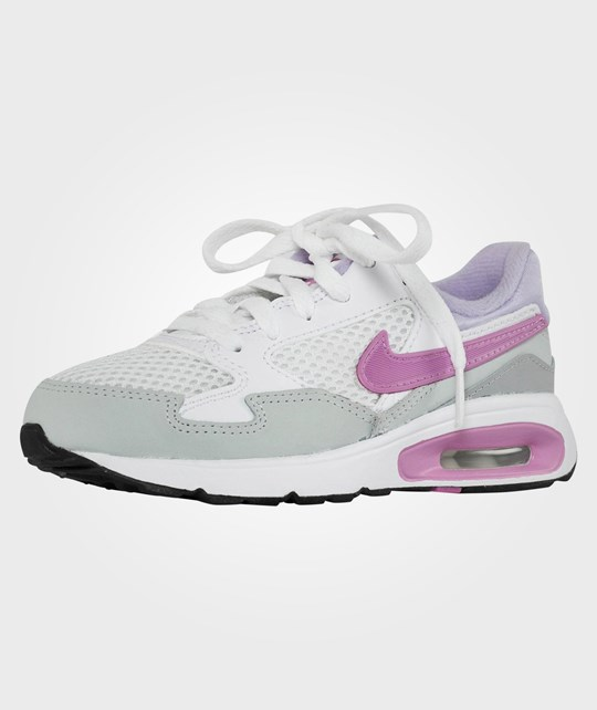 NIKE Air Max St (PSV) White/Magenta Multi