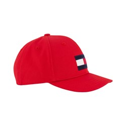 Tommy Hilfiger Red, Navy and White Flag Baseball Cap