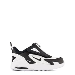 NIKE Black and White Nike Air Max Bolt Infant Trainers