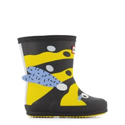 Hunter Wasp Print First Classic Wellies