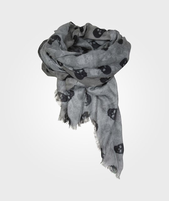 United Colors of Benetton Scarf Grey Grå