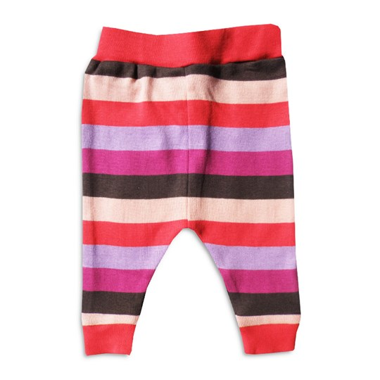 Ej sikke lej Trousers Striped Tomato Red Red