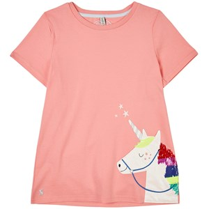 Image of Joules Astra T-shirt Lyserød 1 år (1806370)