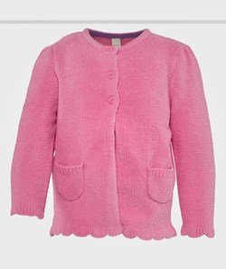 Esprit Card Sweater MALLOW PINK
