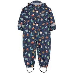 Frugi Packaway Coverall Marineblå