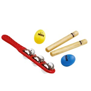 Image of NINO® Percussion Percussion Sæt 5 - 9 years (1914097)