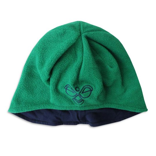 Hummel Soft Fleece Hat Green Green