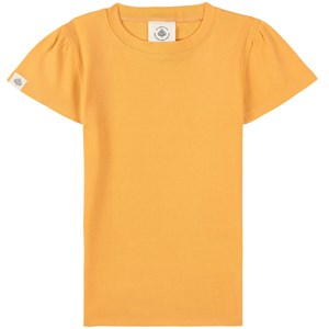 Image of Gullkorn Design Anemone T-shirt Banana Ice 104 cm (3-4 år) (1798582)