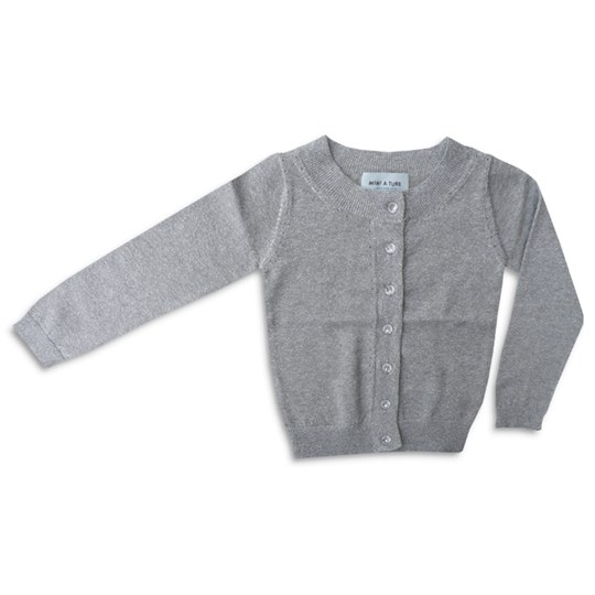 Mini A Ture Cardigan Zaci Silver Black