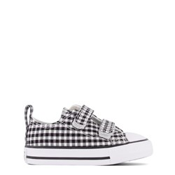 Converse Gingham Sneakers White