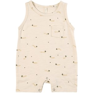 Image of Rylee + Cru Caterpillar Romper Ivory 18-24 months (1803747)