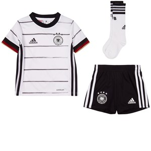 Image of Germany National Football Team Germany 2021 EURO Cup Home Fodbold Sæt Hvid 18-24 months (92 cm) (1939418)