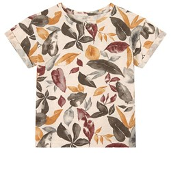 Play Up Printed Jersey T-Shirt Dandelion