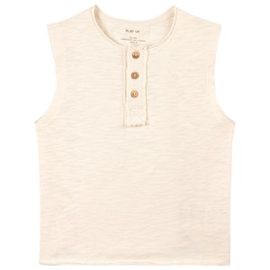 Image of Play Up Flamé Jersey Tank Top Dandelion 12 mdr (1794077)