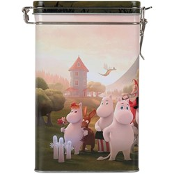 Moomin Moomin Valley Storage Container White