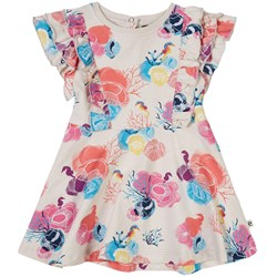 ebbe Kids Heather Dress Coral Reef