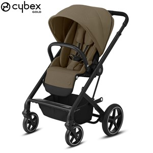 Image of Cybex Balios S Lux BLK Klapvogn Classic Beige One Size (1672786)