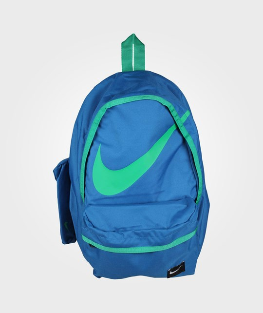 NIKE Half Day Bag Military Blue Multi