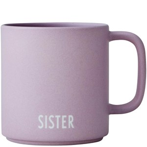 Image of Design Letters Siblings Cup (fine bone) one size (1874664)