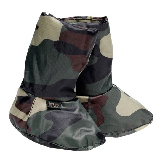 Elodie Details Soft Boots Camouflage Green