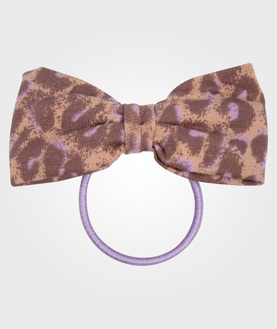 Soft Gallery Elastic Bow AOP Summer Leopard Summer Leopard AOP Summer Leopard AOP
