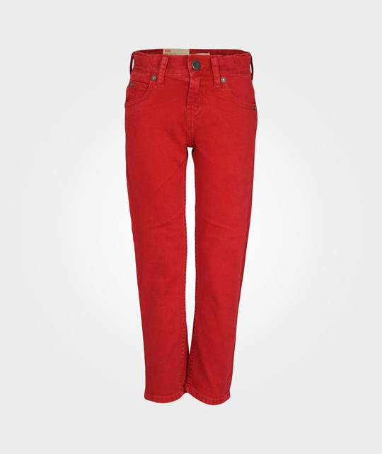Levis Kids 6Pant NOS 511 Dark Red