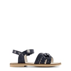 Mayoral Bow Detail Sandals Navy