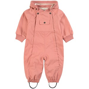 Image of Kuling Calgary Baby Overall Strawberry Cream 104 cm (1658372)