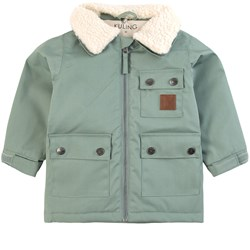 Kuling Ветровка Cologne Shell Jacket Leaf Green