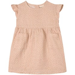 Buddy & Hope Polka Dots Dress Dusty Rose
