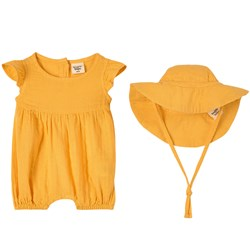 Buddy & Hope Romper Set Gul